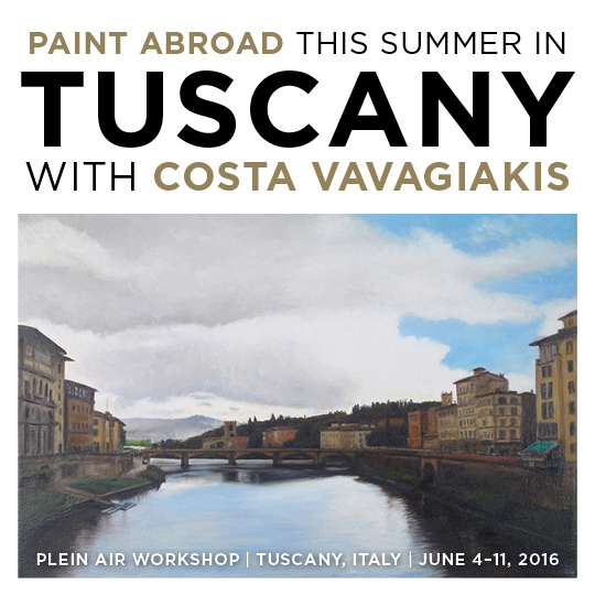 Join Me in Tuscany!