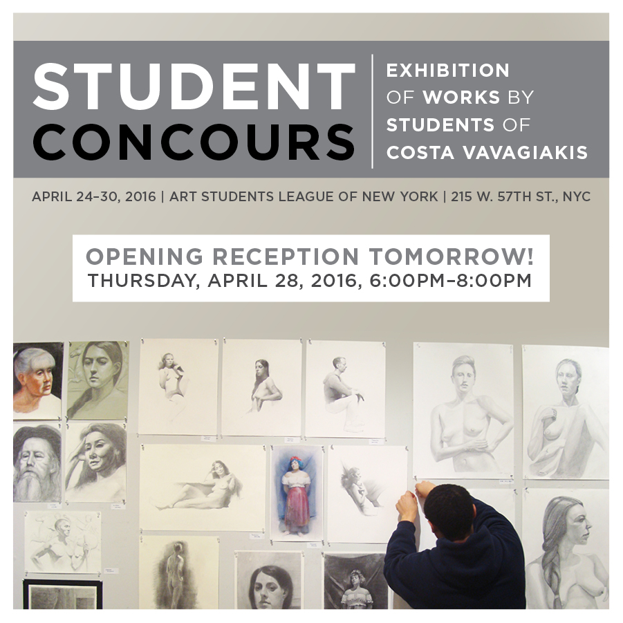 Opening Reception Tomorrow!