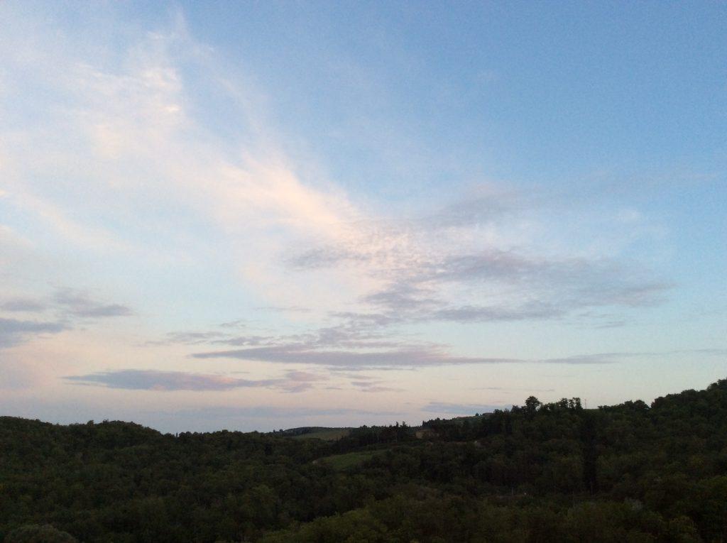 Sunset at San Fedele