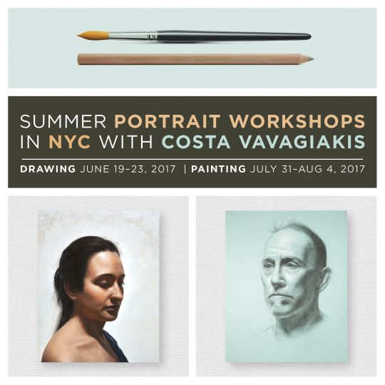 Announcing 2017 NYC Summer Portrait Workshops