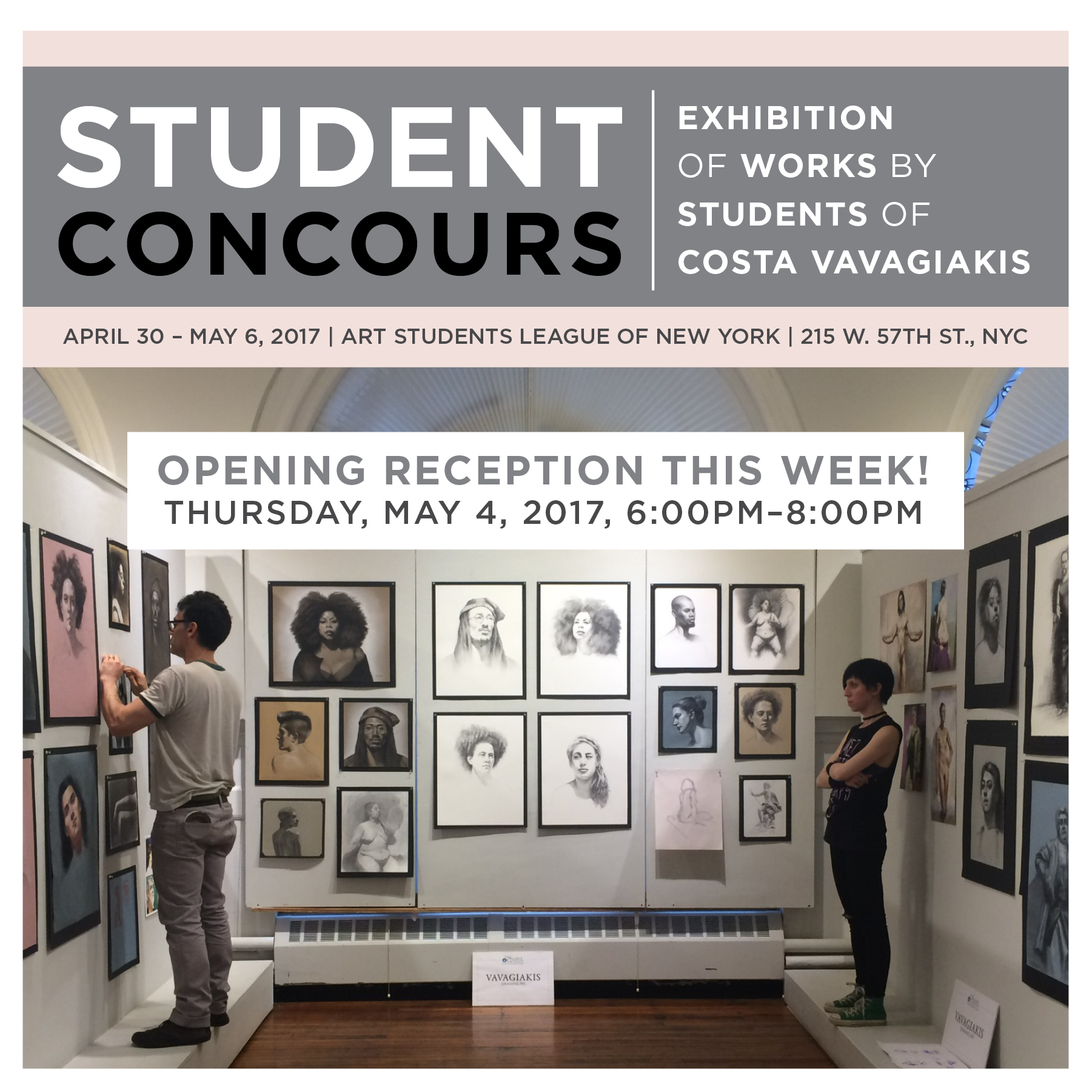 Opening Reception Thursday!