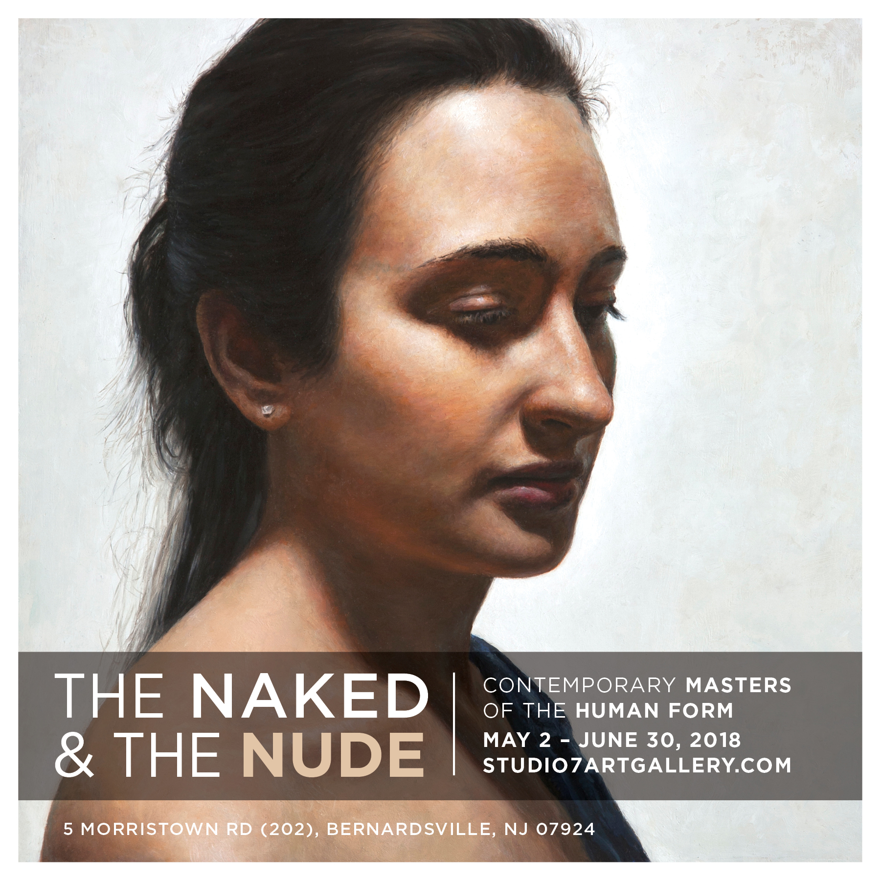 The Naked & The Nude Closes June 30!