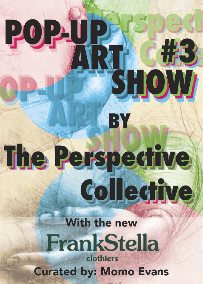 Pop-Up Art Show #3